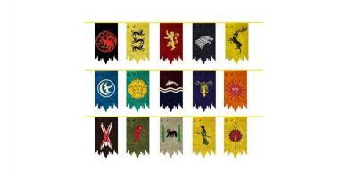 Banderas Juego de Tronos