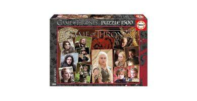 Puzzles Juego de Tronos